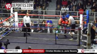 Christian Morales vs. Javier Becerra 2N1D Chicago