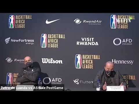 Video : Basketball Africa League : L'AS Salé éliminée au terme des quarts de finale
