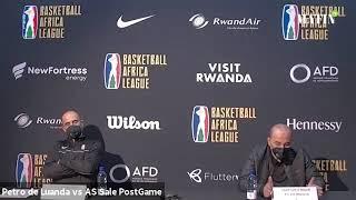 Basketball Africa League : L'AS Salé éliminée au terme des quarts de finale