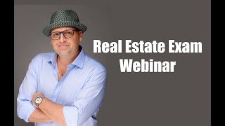 LIVE Real Estate Exam Prep: Finance Questions (7/1/19)