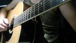 『ちい散歩』のテーマ曲 『ほのか』 ソロギター