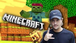 Minecraft - Jouons avec NEKFEU !