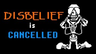 (APRIL FOOLS 2017) Disbelief is cancelled.