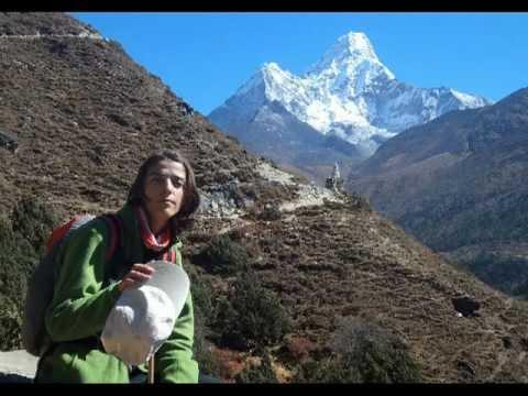 NEPAL, Lia de Luckla a Pangboche, octubre 2012