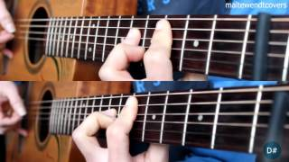 Guitar Cover: Fallout 4 - Main Theme