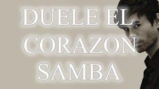 SAMBA | DUELE EL CORAZON (André Remix) - 51bpm.