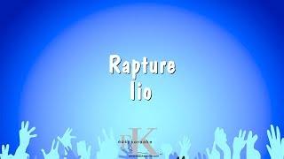 Rapture - Iio (Karaoke Version)