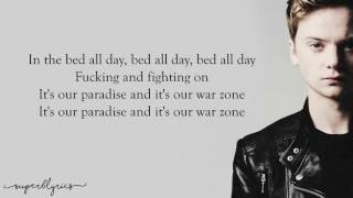 Conor Maynard - Pillowtalk (Lyrics)