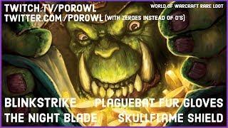 The Night Blade - Item - World of Warcraft