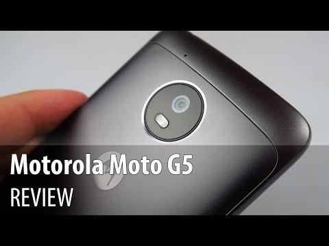 Motorola Moto G5 Review în limba Română
