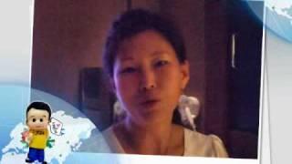 我求婚了..韓國的友人給我們的祝福
