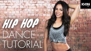 Easy Hip Hop Dance Tutorial | Danielle Peazer