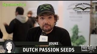 Dutch Passion Seeds @ Spannabis Barcelona 2013