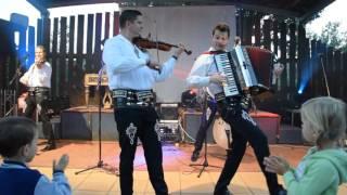 Kollarovci - Tajch