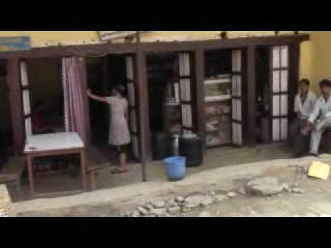 Nepal, village life part 4.  between Chitwan and Kathmandu
