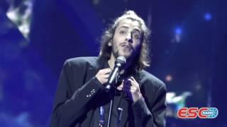 Salvador Sobral (Portugal) dress rehearsal @ Eurovision 2017 Kyiv   ESC Radio