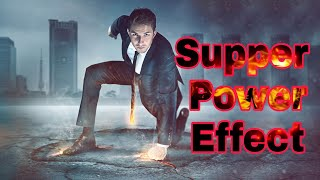 New super power special effect(kinemaster pro edit) video