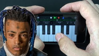 XXXTENTACION - CHANGES BUT I PLAYED IT ON MY IPHONE