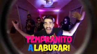 Los Tripulantes   De la cabeza (Lyric video)
