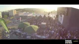 Rooftop Braga  By DEDICATED - Assalto ao Arranha Céus - Miguel Rendeiro B-Day Official