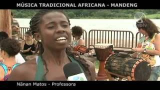 Música tradicional africana