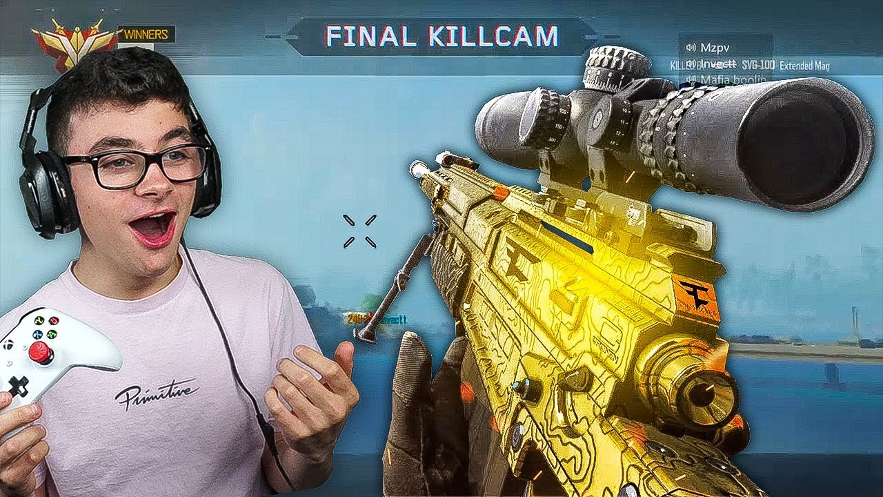 Warpzy - THIS MIGHT BE THE GREATEST COD TRICKSHOT OF ALL TIME! (Best Trickshots & Clips from Subscribers!)