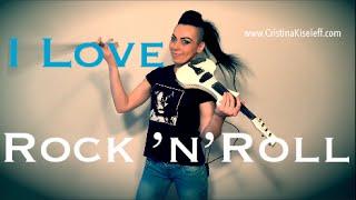 I Love Rock 'n' Roll - Joan Jett (Violin Cover Cristina Kiseleff)