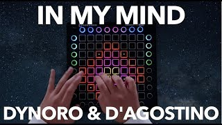 Dynoro & Gigi D'Agostino - In My Mind (Launchpad Cover) Project File // Project by Vitacity