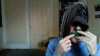 Star Wars Darth Vader's Theme nose flute
