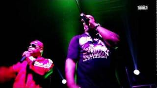 Busta Rhymes Make it Clap LIVE @ Aquarius Zagreb (Blackout) by Transmeet.Tv