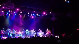 Panteón Rococó - live at The Fillmore in San Francisco - 8/6/13