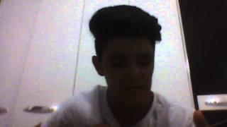 Guilherme cantando cantada Luan santana