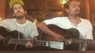 Mau y Ricky invitados especiales de  Abraham Mateo