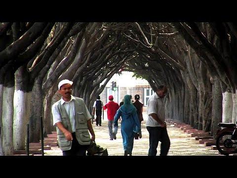 Parc de la Lique Arabe- Casablanca, Morocco, Davidsbeenhere.com