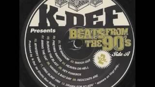 K Def - Orig Blind 1995 Instrumental