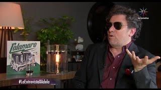 Andrés Calamaro - Habla sobre Enrique Bunbury