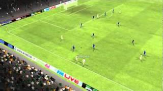 Bursaspor vs Dynamo Kyiv - Mustafa Keceli Goal 77th minute