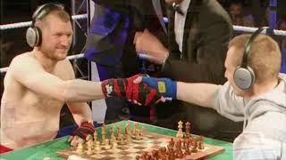 Chessboxing - The Intellectual Fight Club