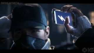 Watch Dogs - Music Video - Adrenaline (Nine Lashes)