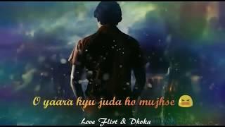 Kabhi To Pass Mere Aao || love ♡ Lyrics hindi whatsapp status video ||😘😍