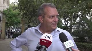 REGIONALI: IL MOVIMENTO 10 IDEE PER LA CALABRIA CON DE MAGISTRIS