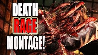 THE EVIL WITHIN DEATH RAGE MONTAGE #1