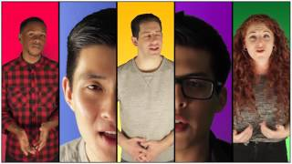 Animals  Maps   Maroon 5 Mashup Cover A Cappella    Backtrack feat Dara Orland