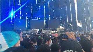"Opening deadmau5 ""Beneath with me + 3 Pounds of Other Stuff"" Dreambeach Villaricos 2016"