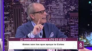 Eduardo García Serrano: 'Los okupas son escoria social'