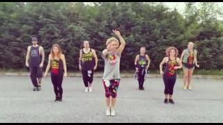 Subeme la Radio - Remix Version (Italia team) Zumba Fitness