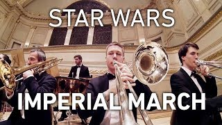GoPro on Trombone: Star Wars - Imperial March