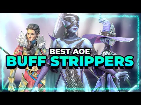 AoE BUFF STRIP Champs! | VITAL Role for ANY Team | RAID Shadow Legends