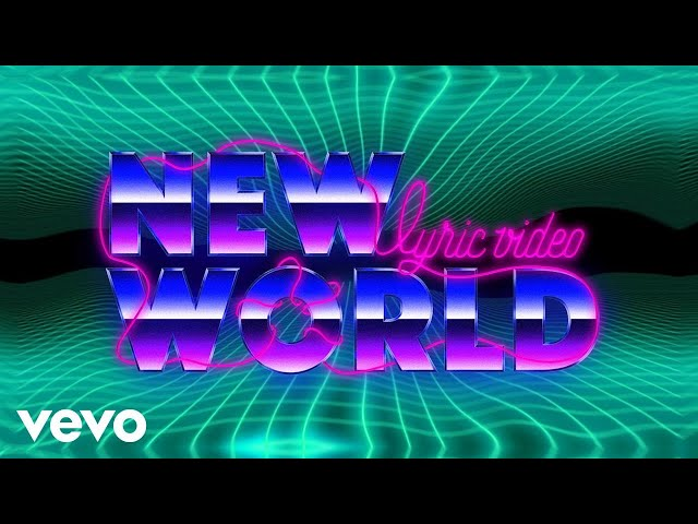 Video Lyric de Krewella - New World