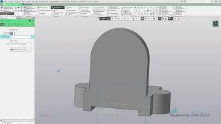 Уроки Компас 3D V17 Построение модели детали